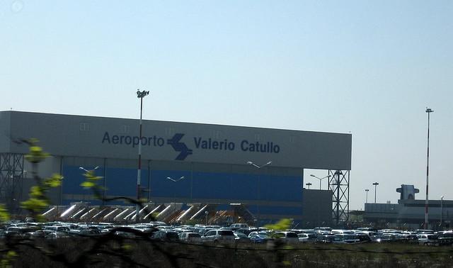 parcheggi aeroporto verona